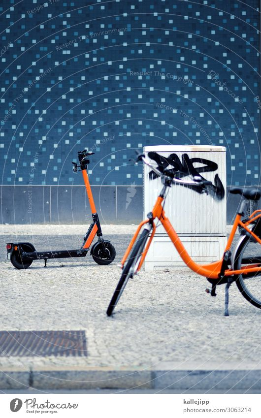 electrosmog Town Downtown Transport Traffic infrastructure Passenger traffic Rush hour Road traffic Cycling Street Lanes & trails Vehicle Scooter Bicycle Stand