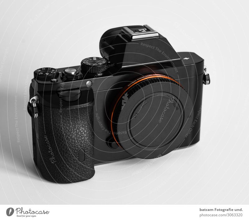Black Orange Gray Work and employment Camera Advertising Industry Silver Media industry