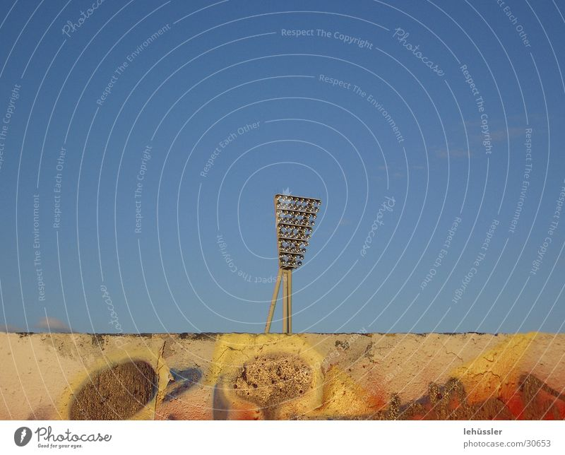 my wall park Prenzlauer Berg Stadium Wall (barrier) Border East Park Photographic technology Berlin Vest Nature ...