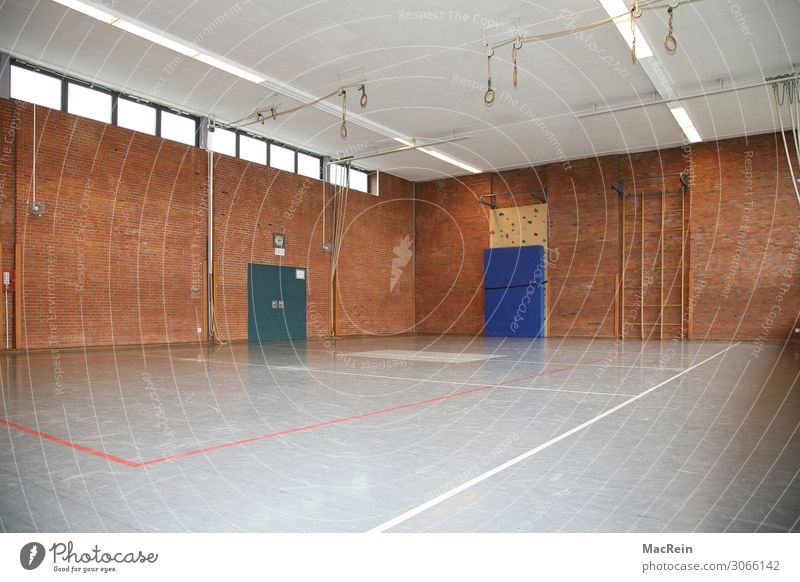 gymnasium Sports Fitness Sports Training Sporting Complex Sporting event School Gymnasium School building Gymnastics Practice Interior shot Deserted