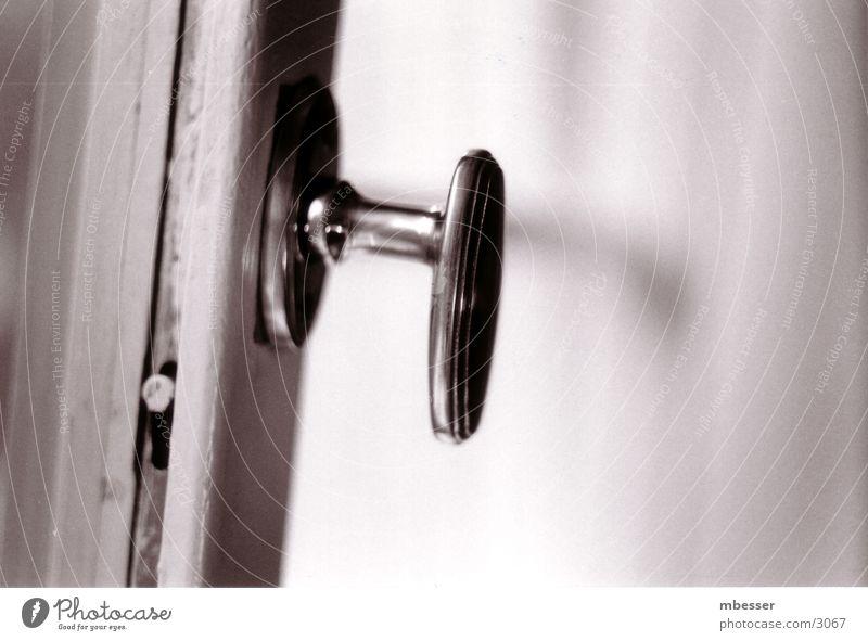 closing mechanism Window Knob Locking mechanism Mechanics Living or residing Black & white photo window handle