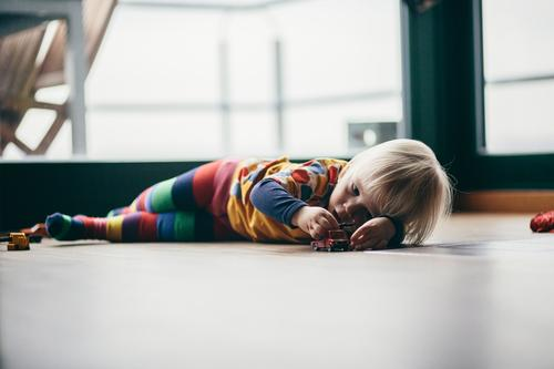 Child Relaxation Life Family & Relations Playing Think Work and employment Living or residing Contentment Leisure and hobbies Car Dream Lie Blonde Infancy