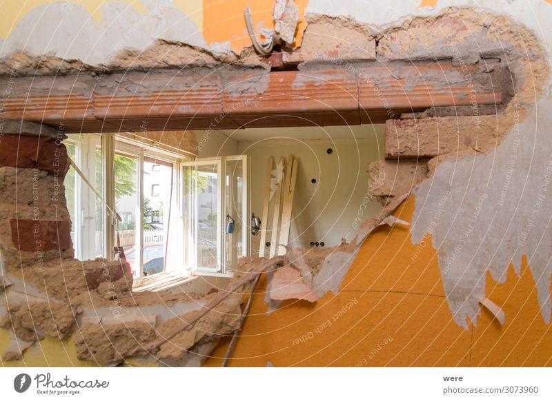 Wall (building) Wall (barrier) Work and employment Beginning Construction site Chaos Build Craftsperson Break taboo
