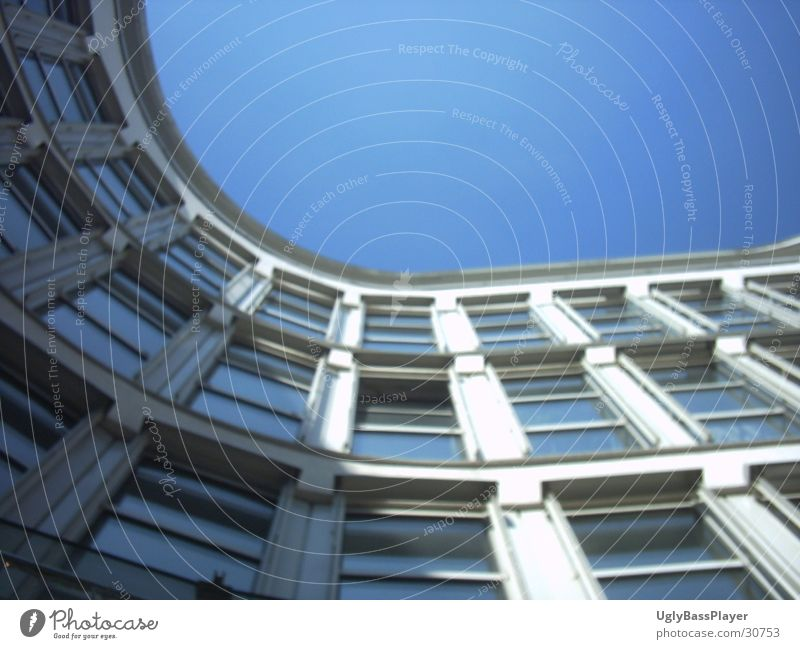 Munich backyard Facade Window House (Residential Structure) Building Architecture Sky Corner