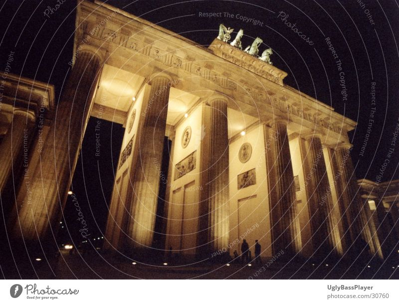 Berlin Lighting Historic Unter den Linden