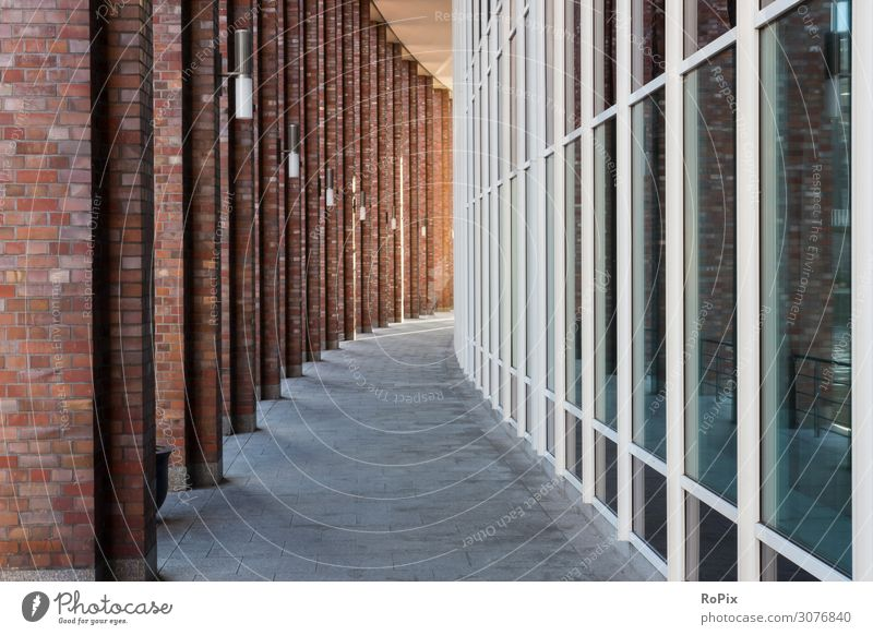 urban walking way Vacation & Travel Town Window Architecture Wall (building) Environment Emotions Style Building Art Tourism Wall (barrier) Facade