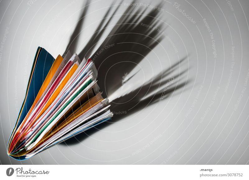 file Education Science & Research Adult Education Workplace Office Tax adviser File Multicoloured Design Arrangement Perspective Know Colour photo Studio shot