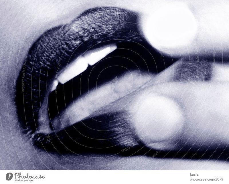 lippen_01 Lips Desire Hot Human being