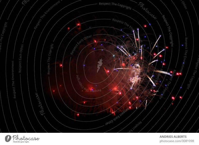 Fireworks - Explosions of Celebration Vacation & Travel Tourism Adventure Sightseeing Summer vacation Night life Entertainment Event Feasts & Celebrations