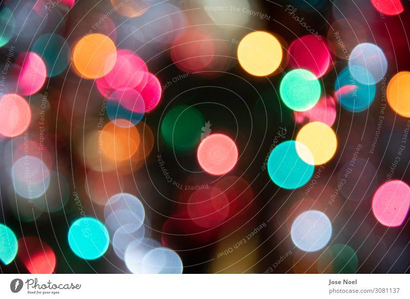 Festive Colored Lights Glowing Globules Decoration Ornament Sphere Esthetic Chaos Design Loneliness Uniqueness Elegant Apocalyptic sentiment Discover