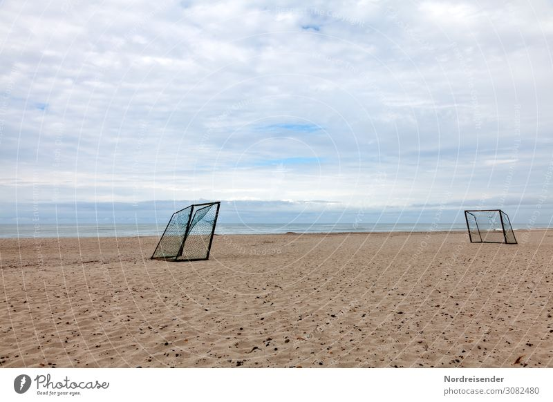Sky Vacation & Travel Water Landscape Ocean Clouds Calm Beach Sports Tourism Playing Sand Leisure and hobbies Action Wind Foot ball