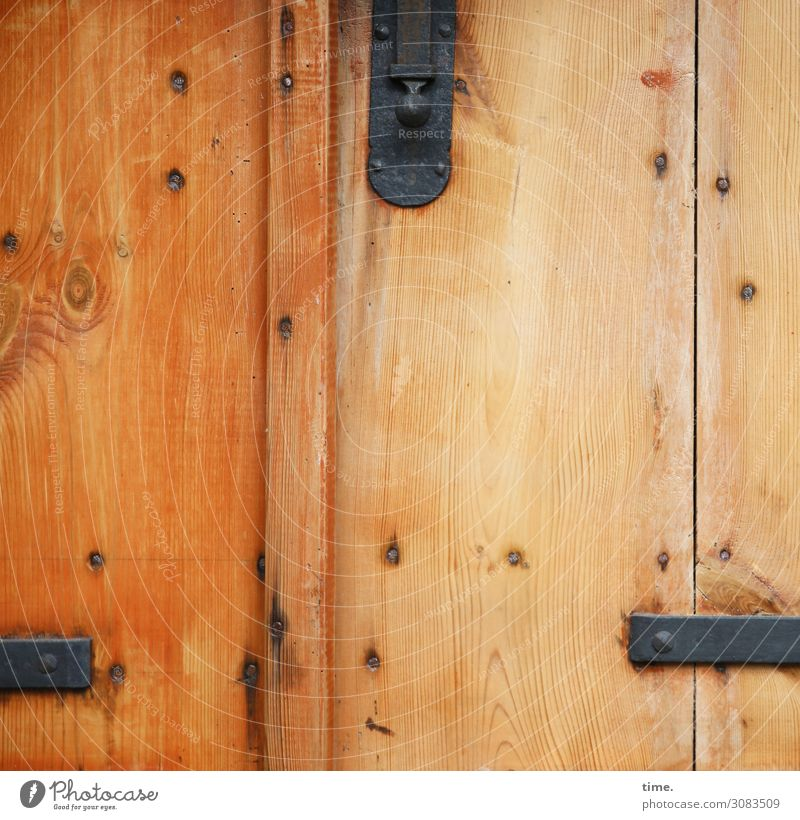 Slider | MultiMixUT Door Tin Lock Wood grain Metal Old Safety Protection Life Orderliness Curiosity Fear Discover Inspiration Concentrate Problem solving