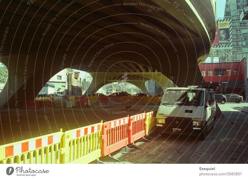Construction Town Street Building Art Car Bridge Concrete Planning Plastic Vehicle Truck Tunnel Destruction Vintage car Public transit Overpass