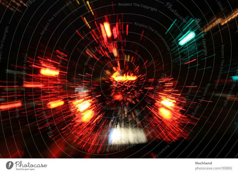 Background picture Firecracker Zoom effect Photographic technology Premiere Big Bang