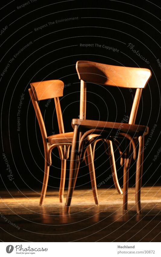Chair Chairs at the Chair Most Light Brown Background picture Black Living or residing Stage play Backrest Legs Crazy bistro chair bistro chairs Tilt