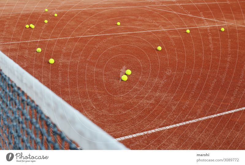 Nature Red Sports Moody Earth Places Fitness Athletic Ball Sports Training Net Tennis Ball sports Tennis rack Tennis ball Sand place