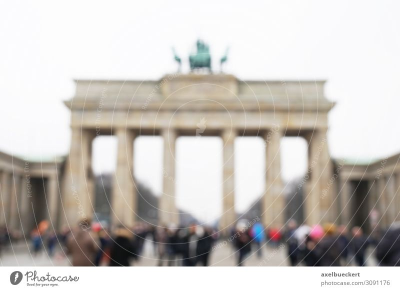 Human being Vacation & Travel Town Background picture Architecture Lifestyle Adults Berlin Germany Tourism Group Leisure and hobbies Europe Tourist Attraction