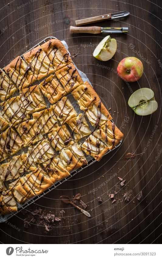 Nutrition Sweet Delicious Baked goods Candy Cake Dessert Apple Calorie Slow food