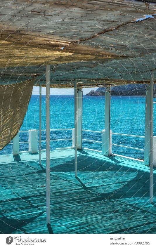 Blue Pavilion in Cala Ratjada Style Exotic Happy Harmonious Well-being Contentment Senses Relaxation Calm Meditation Fragrance Swimming & Bathing