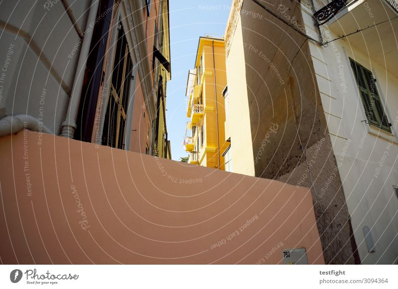 Town House (Residential Structure) Relaxation Architecture Yellow Wall (building) Building Wall (barrier) Facade Illuminate Manmade structures Old town Downtown