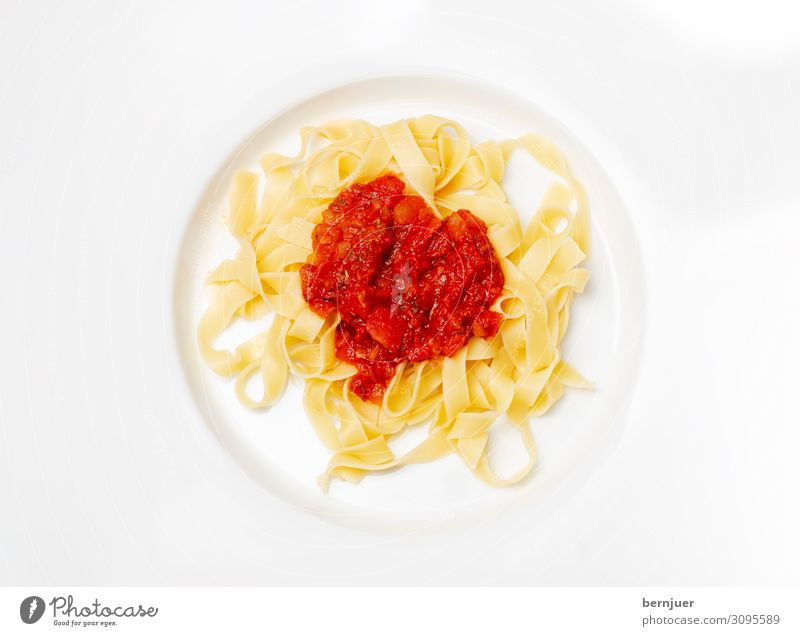 Italian tagliatelle Cheese Herbs and spices Lunch Dinner Plate Wood Red Ribbon noodle Sauce pasta Tomato Tomato sauce White wine Wine glass Lettuce Eating