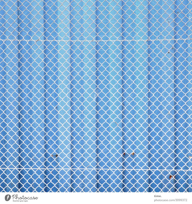x|x|x|x|x|x|x|x|x|x|x|x|x|x Building Wall (barrier) Wall (building) Fence Rust Metal Line Blue White Safety Protection Responsibility Watchfulness Unwavering