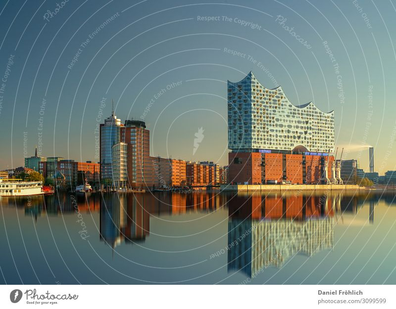 Elbe Philharmonic Hall in Hamburg Music Business Event Choir Band Musician Orchestra Conductor Violin Piano Germany Europe Manmade structures Building