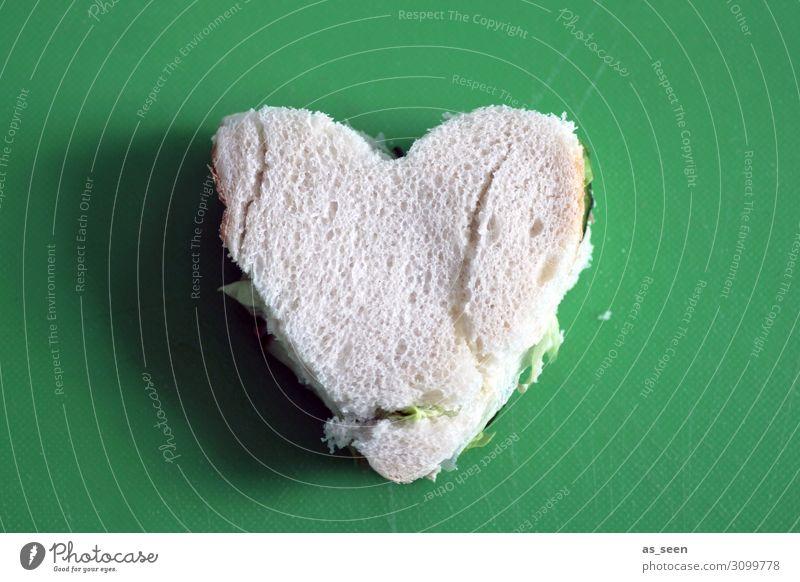 Heart Sandwich Food Lettuce Salad Bread White bread Toast Nutrition Breakfast Buffet Brunch Picnic Vegetarian diet Lifestyle Parenting Kindergarten Lie