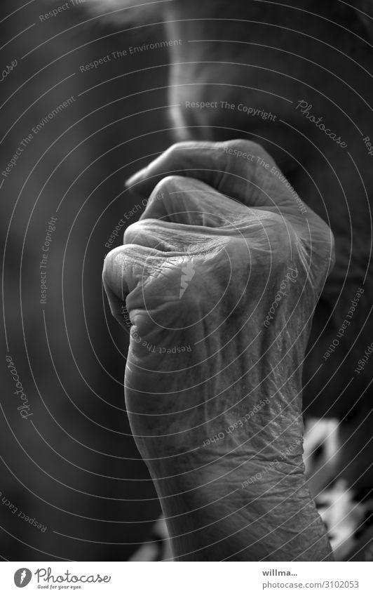 Human being Old Hand Senior citizen Fingers Female senior Male senior Wrinkle Memory Retirement