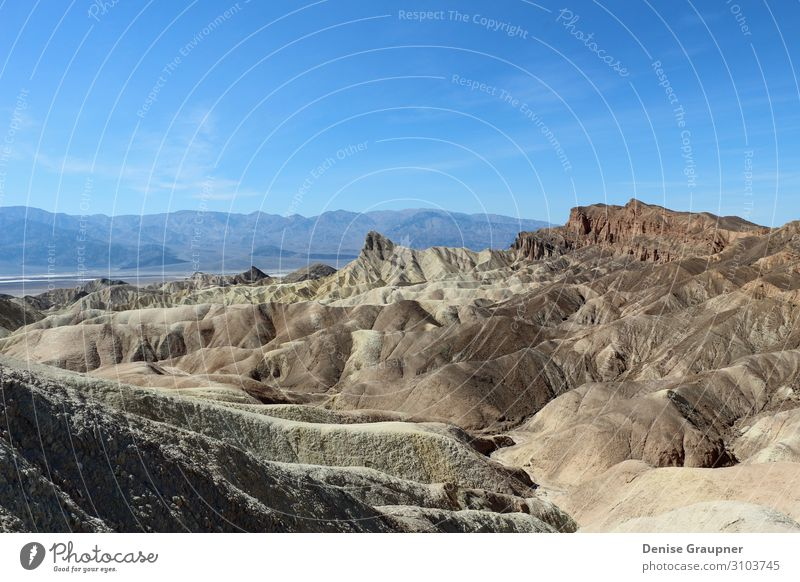 Death Valley National Park in the United States Vacation & Travel Environment Nature Landscape Plant Sky Beautiful weather Mountain Peace America California
