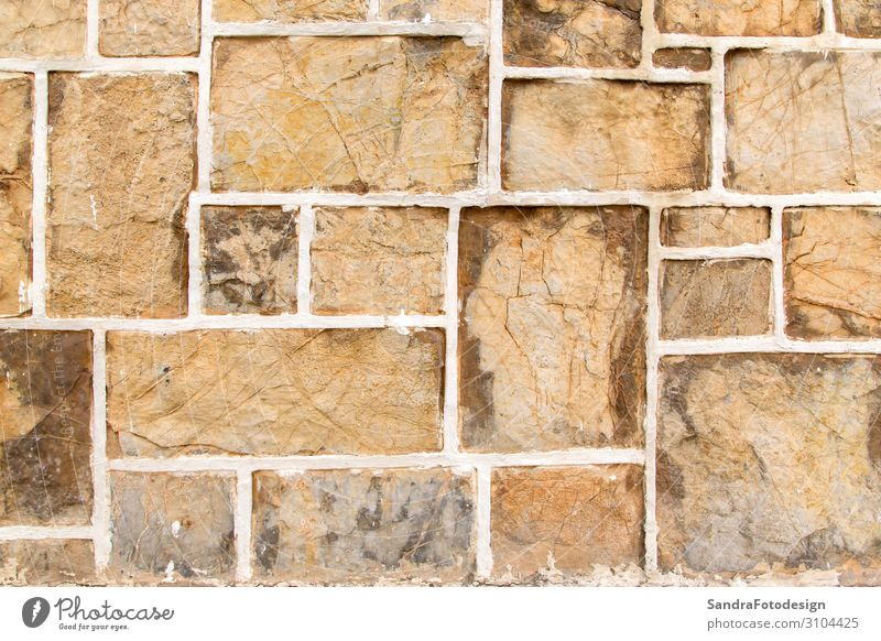 A texture of stones, also suitable as a background Design Living or residing Nature Wall (barrier) Wall (building) Retro aged aging ancient antique architecture