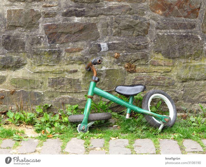 Green Wall (barrier) Brown Infancy Transience Broken Change Rust Mobility Scrap metal