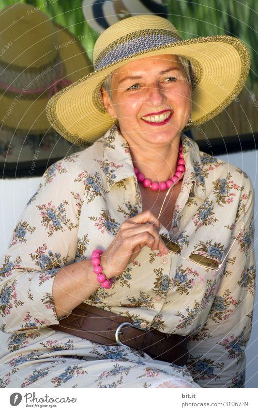 miss sunshine Human being Feminine Woman Adults Joy luck Happiness Contentment Joie de vivre (Vitality) Lady Colour photo Exterior shot Day
