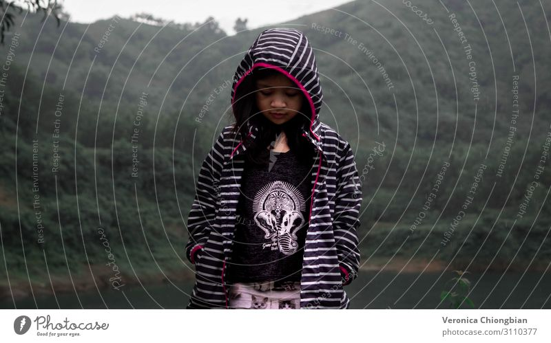 Gloomy Charlie Human being Feminine Child Girl Sister Youth (Young adults) Life 1 8 - 13 years Infancy Environment Nature Landscape Plant Elements Earth Water