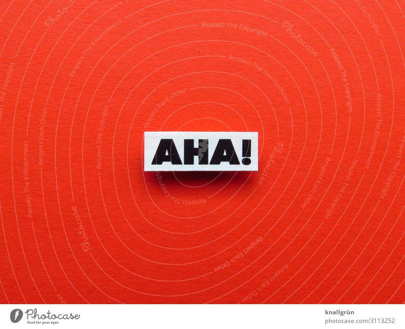 aha! Amazing Aha Exclamation Emotions amazed unbelieving reply astonish Letters (alphabet) Word leap letter Text Language Latin alphabet Typography Communicate