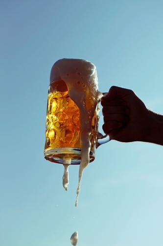 #A0# Celebrate! Art Work of art Esthetic Beer Beer garden Ale bench Beer glass Beer mug Froth Beer tent Beer table Alcoholic drinks Alcohol-fueled Alcoholism