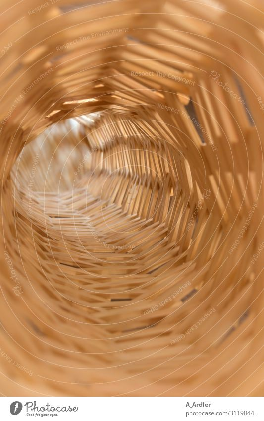 Tower made of wooden bricks Art Sculpture Wood Build Playing Sharp-edged Large Brown Conscientiously Serene Patient Calm Beginning Effort Esthetic Contentment