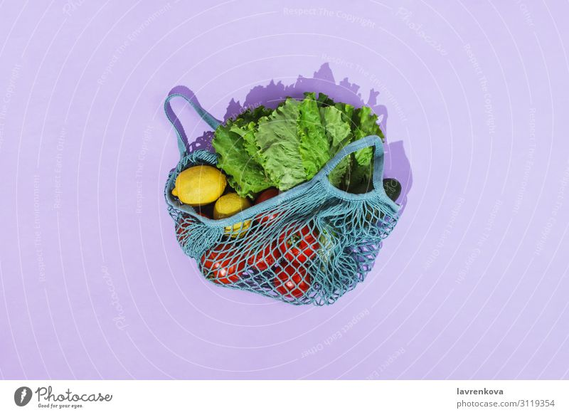 Zero-waste grocery shopping concept Bag Brown drawstring eco Environment Food Healthy Eating Food photograph Ingredients Meal Grating Natural Product reusable