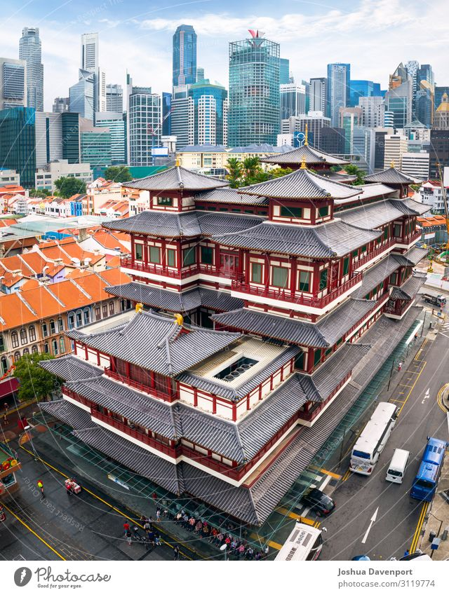 Buddha Tooth Relic Temple Museum Culture Downtown Skyline Manmade structures Building Architecture Tourist Attraction Landmark Religion and faith
