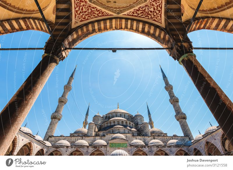 Blue Mosque Vacation & Travel Tourism Trip Sightseeing Dome Manmade structures Building Architecture Tourist Attraction Landmark Religion and faith