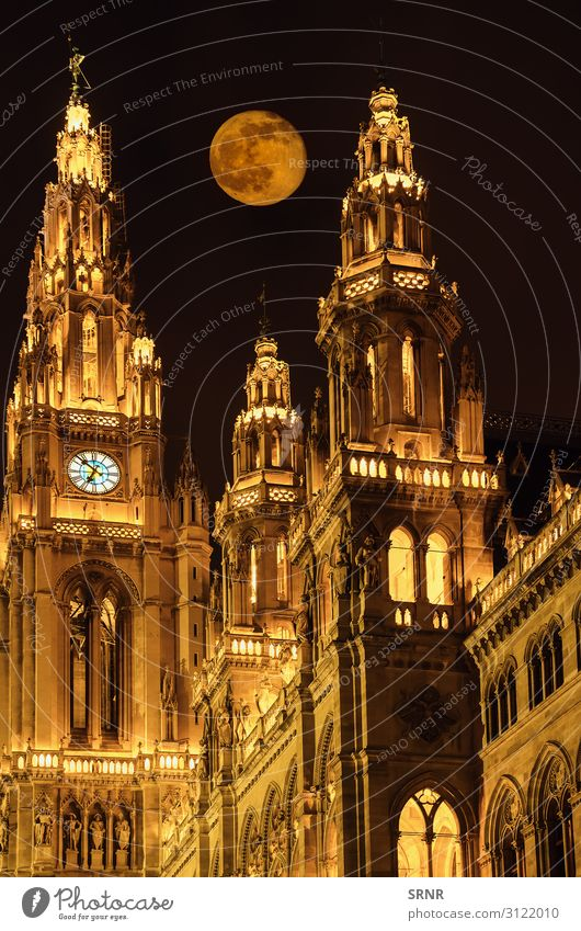 Church Vacation & Travel Tourism Trip Sightseeing Hiking Building Architecture Facade Old Religion and faith Austria Chapel Clock tower Europe exterior gothic