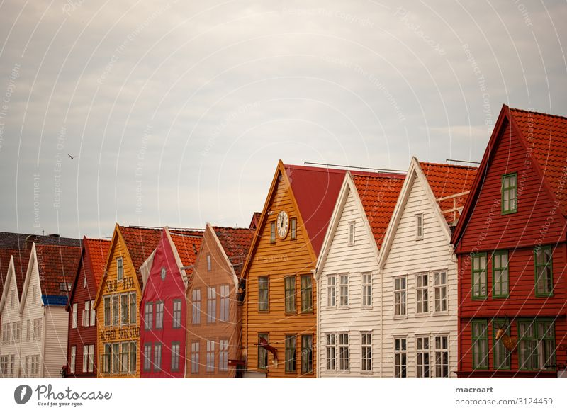 row of houses Housefront House (Residential Structure) Town Architecture Street Sky Exterior shot Deserted Facade Colour photo Old town Historic Copy Space top