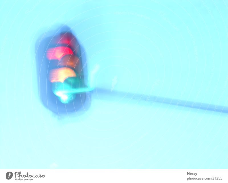 Sky Green Red Yellow Transport Motoring Traffic light