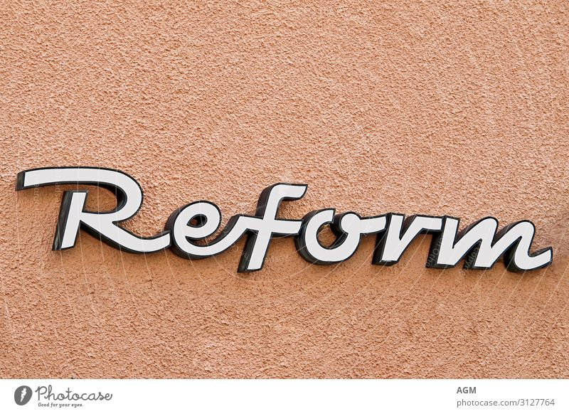 Reform, planned restructuring Business Company Success Unemployment Retirement Wall (barrier) Wall (building) Sign Characters Movement Think To talk Rebellious
