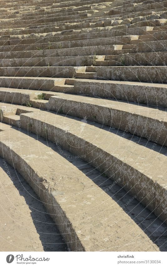 Stairs in the amphitheatre Design Feasts & Celebrations Sports Sporting Complex Sporting event Stadium Art Work of art Theatre Stage Actor Event