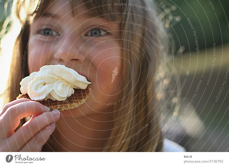 Sweetness - Cream - Meditation Healthy Healthy Eating Overweight Vacation & Travel Feasts & Celebrations Wedding Birthday Feminine Child Girl Infancy