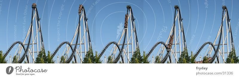 130km/h top speed Roller coaster Europa-Park Rust Acceleration Leisure and hobbies speedcoaster Silver Star series picture Joy Thrill