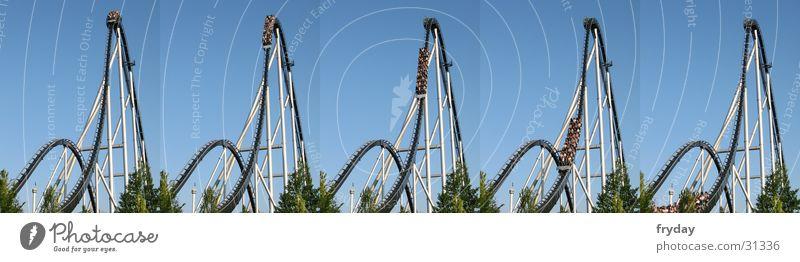 Joy Leisure and hobbies Roller coaster Movement Acceleration Europa-Park Rust