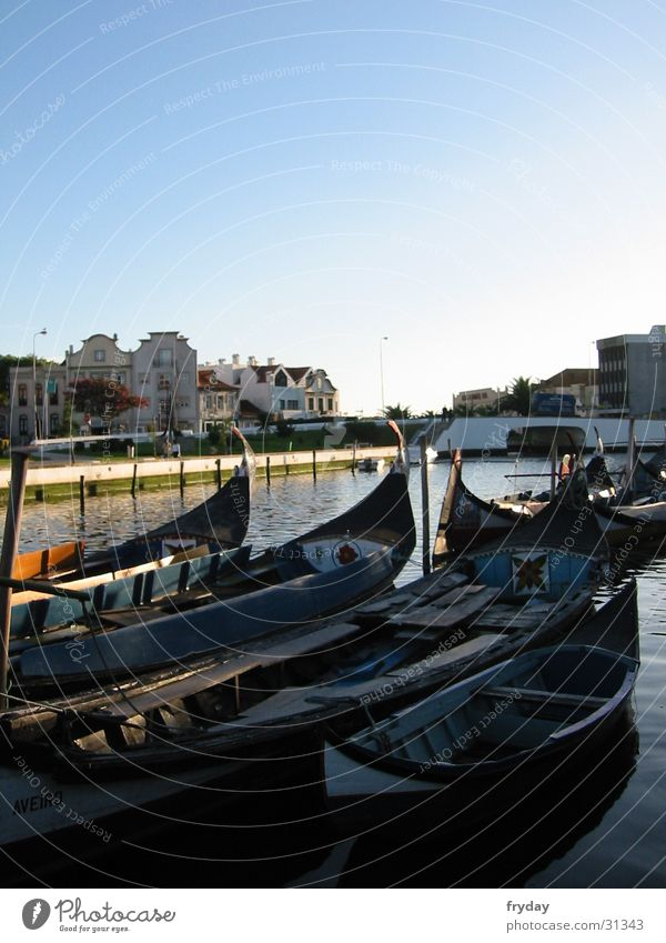 Watercraft Europe River Portugal Aveiro