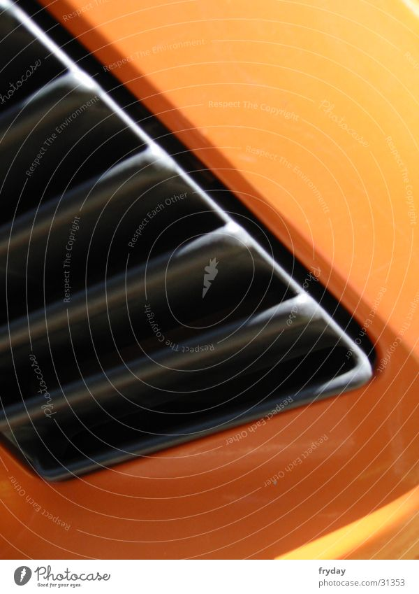 by air Ventilation Things Orange